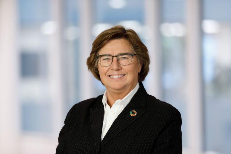 Ulrika Francke, nuova presidentessa ISO